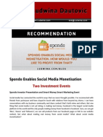 Blog Post Spondo Enables Social Media Monetisation