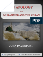 An Apology for Muhammed and the Koran