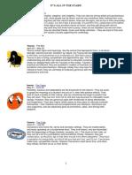 Zodiacs Descriptions 1