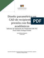 Informe Seminario Titulación