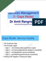 2 Gaps Model