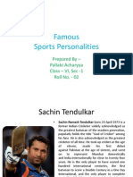 Sports Persons