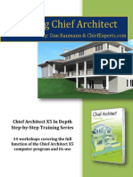 Mastering Chief Architect X5 at ChiefExperts.com