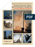 Software System Safety Handbook
