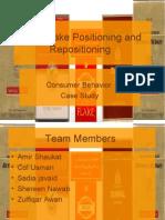 Pakistan Tobacco Gold Flake Brand Repositioning