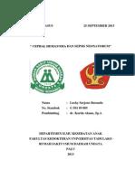Refleksi Kasus 25 September 2013