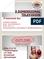 3 Dimensional Television (2)
