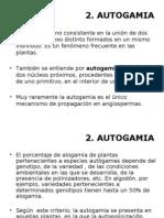 Zoofito Multiplicacion Autogama i Hibridacion