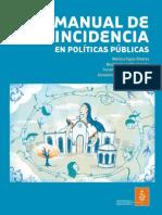 Manual de incidencias en políticas públicas