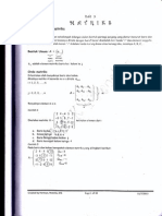 Modul Matriks A