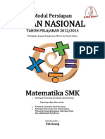 Modul Persiapan UN Matematika SMK 2013 (Revised)(1)
