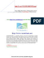 Fini 619 Allied Bank Internship Report