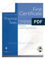 114933111 First Certificate Practice Tests Plus 2008 (1)