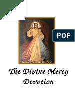 Book Divine Mercy Devotion