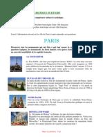 1 Paris Une Brochure Touristique