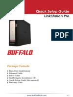 LinkStation Pro Qsg v1.4 Web