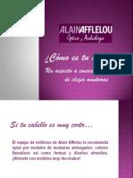 Alain Afflelou Cabello Monturas