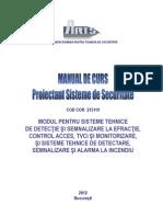 Manual Proiectant