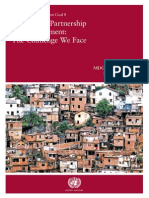 MDG Gap Task Force Report 2013