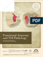 Functional Anatomy and TMJ Pathology