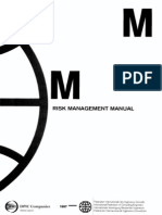 Fidic-risk Management Manual