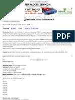 CentOS 6.3 Samba Configuration