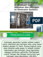 Hydrogen Plant Lina & Ika