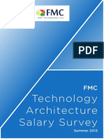 FMC Technology Architecture Salary Survey