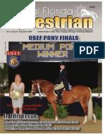 Central Florida Equestrian:September 09