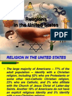 Anglo Religions