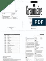 Hachette - Grammaire Française - 350 Exercices Niveau Moyen-Corrigés