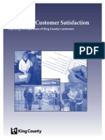 1101 Customer Satisfaction Guide