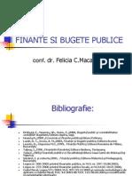Finante Si Bugete Publice Slide
