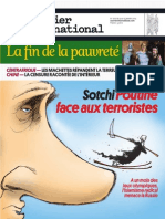 Courrier International N 1210 Du 9 Au 15 Janvier 2014
