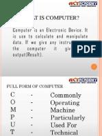 Computer Fundamental