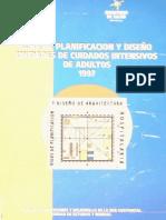 Guía de Planificación y Diseño Cuidados Intensivos de Adultos