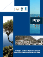 Economic Analysis of Datca-Bozburun Special Environmental Protection Area