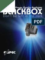 ELSPEC G4420 BLACKBOX Fixed Power Quality Analyzer