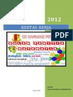 85786090 Kertas Kerja Bulan Matematik Tahun 2012