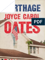 An excerpt from 'Carthage' by Joyce Carol Oates