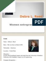 Debra L. Reed pptx