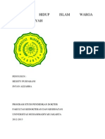 KEL 12 - Pedoman Hidup Warga Muhammadiyah.doc