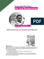 Alternativne Kazne i Zatvor Njemacka