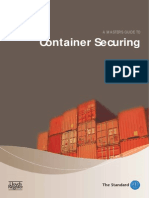 Master's Guide to Container Securing