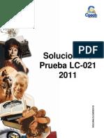 Soluc. LC 021 2011