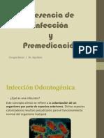 Presencia de infección