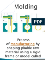 Building technology Moulding