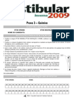 QuimicaUem 2009(inverno)
