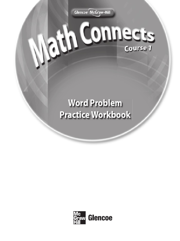Word Problem Book Fraction Mathematics