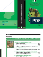 Manual de Prevencion de Riesgos Laborales en Actividades Forestales